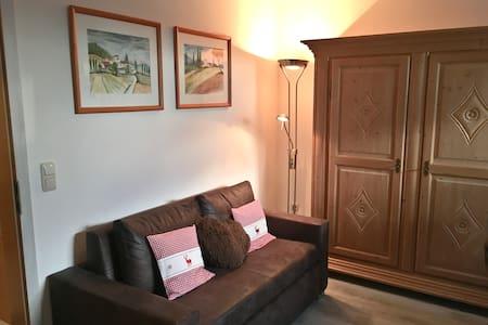 Nettes Apartment im Bayerischen Wald, St. Englmar - Sankt Englmar