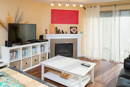 Nice Mapleleaf Single Private Room - Apartment
