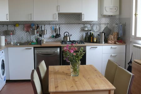 Florence center with rooftop terrace. - Firenze - Apartment