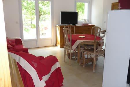 Gîte dans une Ferme rénovée  - Apartamento