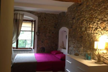 Romanticissimo bilocale in borgo  - Arcola