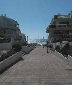 Just a few steps to beach, Castle and Golf  course - Appartement