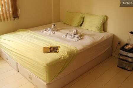 Charming double room Barra - Ondina
