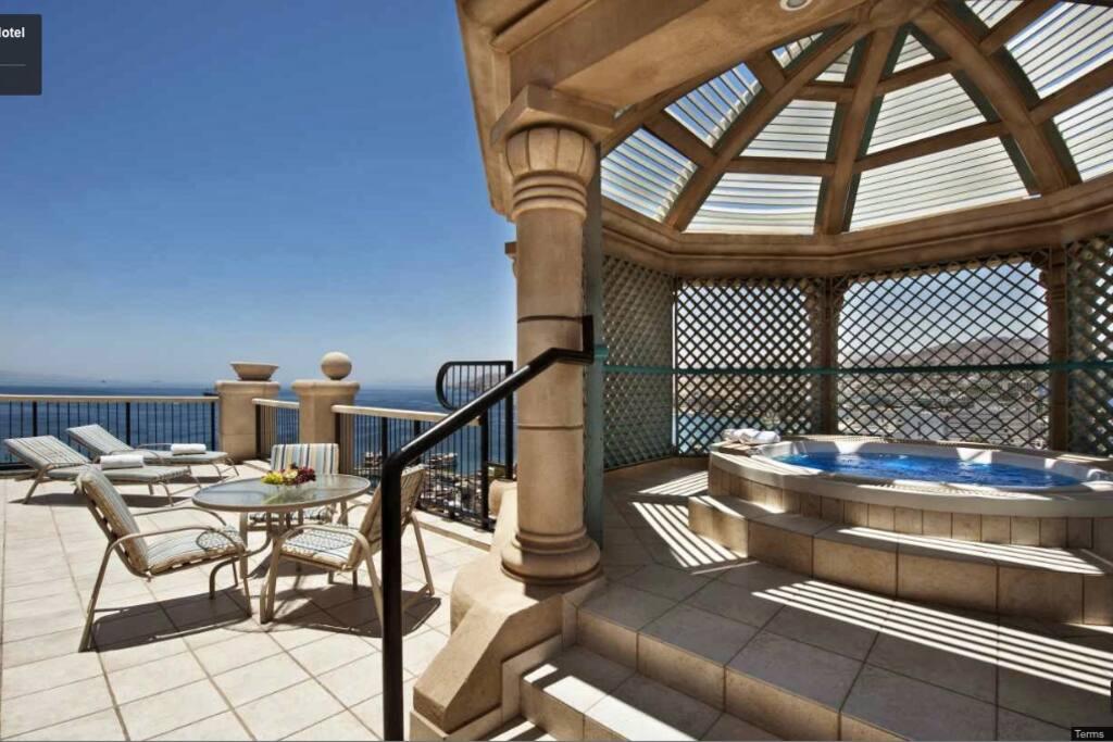 View of balcony