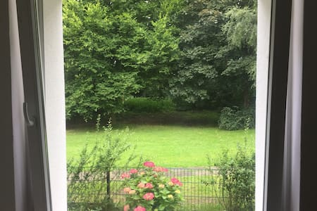 Very Cozy, Own Garden, Great View, King size Bed - Appartement