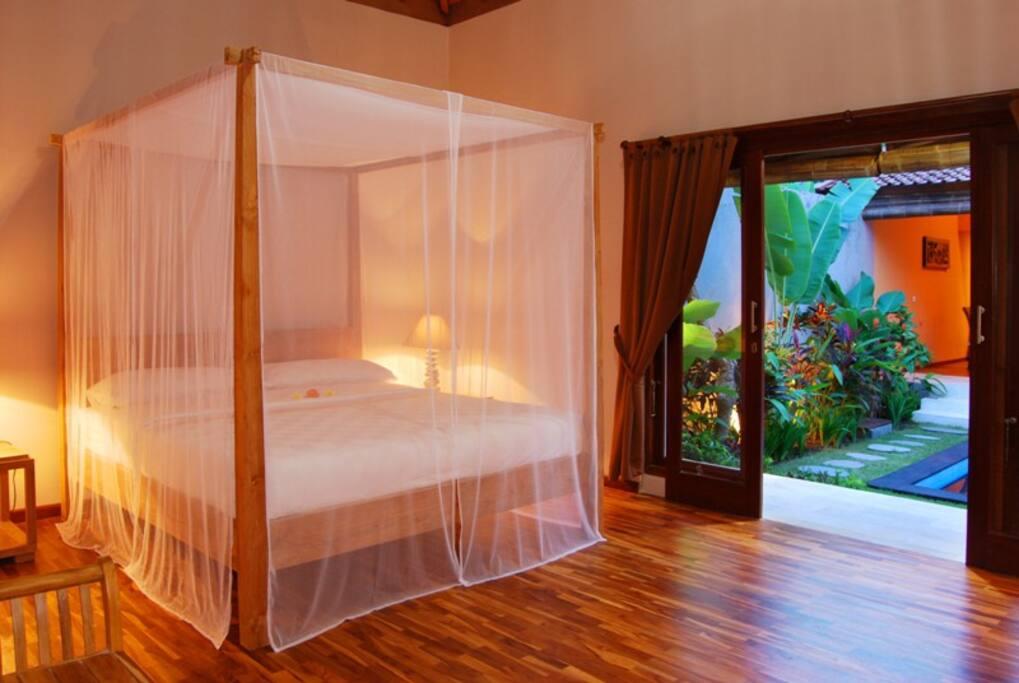 Villa Mila Bedroom 1