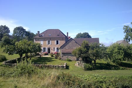 Bienvenue à La Vallée en Morvan. - Bed & Breakfast