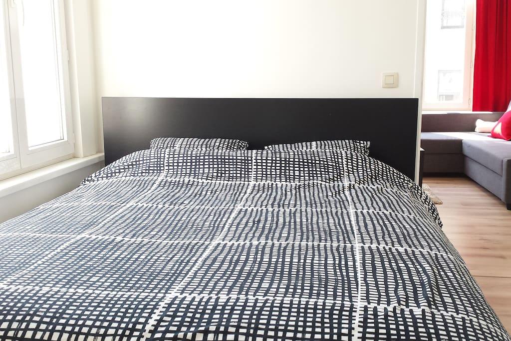 Trendy flat @ Antwerp hotspot WI-FI