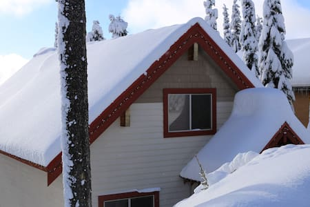 LARGE CABIN FOR 2-3 FAMILIES TO SHARE! GREAT VIEW! - Chalet