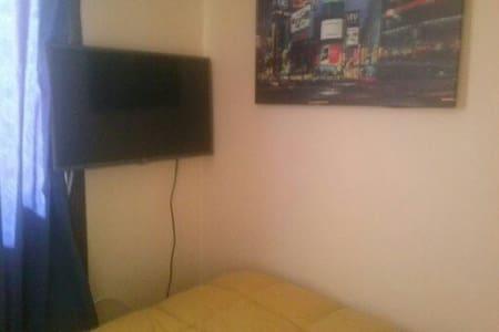 Cómoda habitación , lugar seguro - Apartamento