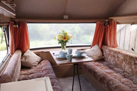 'Clemmy', our cosy caravan - Kylerhea