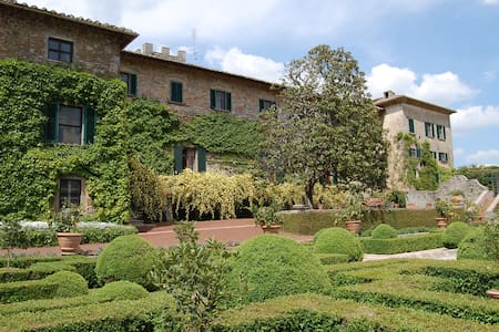 A magic place in Chianti - Gaiole in Chianti - Bed & Breakfast
