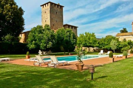 Agriturismo at Poggiarello (I) - Casa