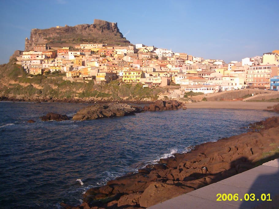 Holiday Noemi Castelsardo 200 m sea