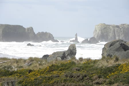 Dunes House at Bandon - VIEWS!! - Casa