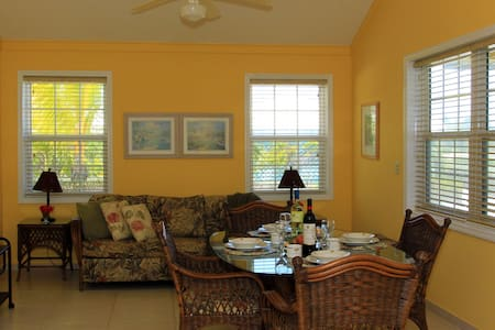 Large 2 Bedroom Beach Side Villa  - Georgetown - Villa