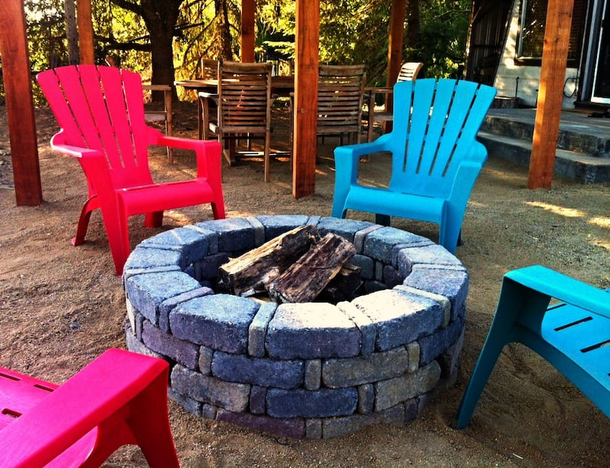 NEW! Fire pit