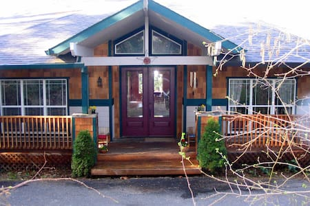 Private Lodge -Clackamas River View - Oregon City - 独立屋