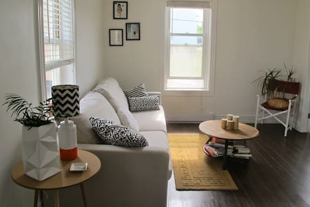 """THE BRINLEY"" COZY 2BR Uptown APT 1 - Apartment"