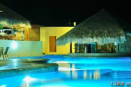 Palapa 6  Villas de Los Cerritos - El Pescadero - Capanna