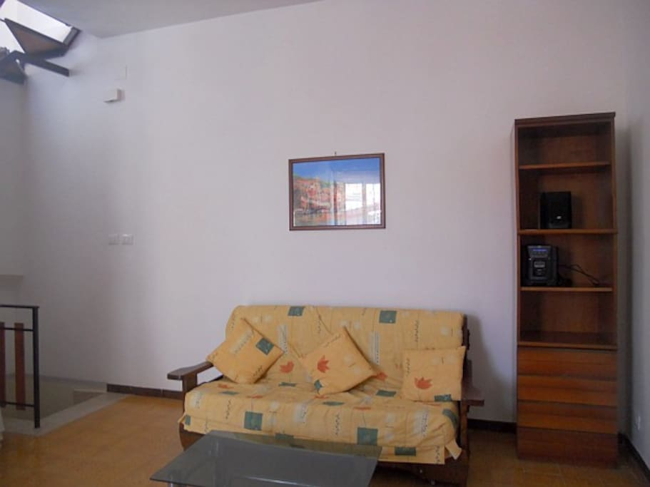 Traditional townhouse in Gaeta