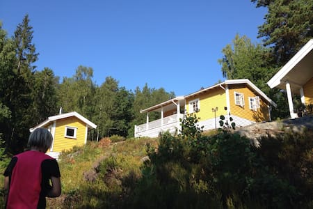 Quiet secluded close to Arendal - Eydehavn