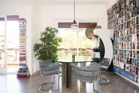 Cheap but stylish Loft ☼ Rome Eur  - Rome - Apartment