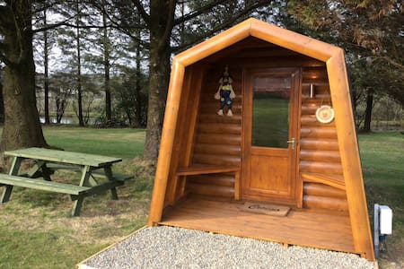 Camping Pod - Rosebush - Overig