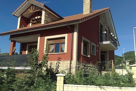 Casa en zona rural a 10 km laredo - Nates
