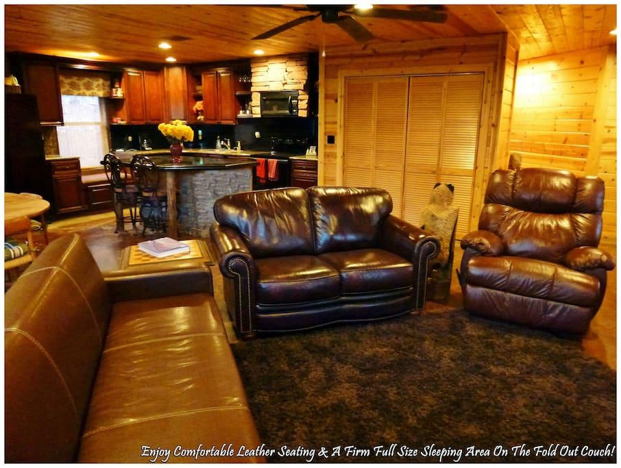 The Eagles Nest Hillside Retreat Cabins For Rent In Payson