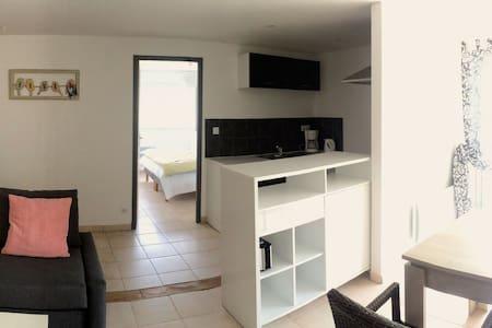 """Appartement en Champagne """" Le T """" - Apartment"""
