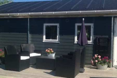Made in Denmark sommerhus - Logstor - House
