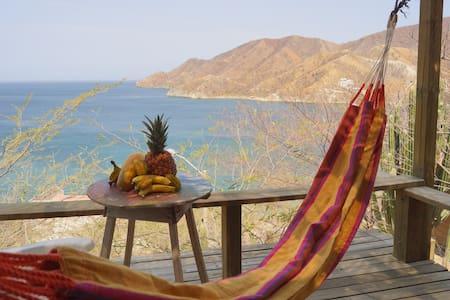 Hotel Cactus Bungalow-cama doble - Bungalow