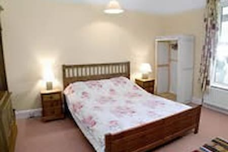 Spacious double room, Thurlibeer nr Stratton, Bude - Bungalow