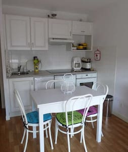 flat 2' foot sea 4 people perfetc to be in family - Apartamento