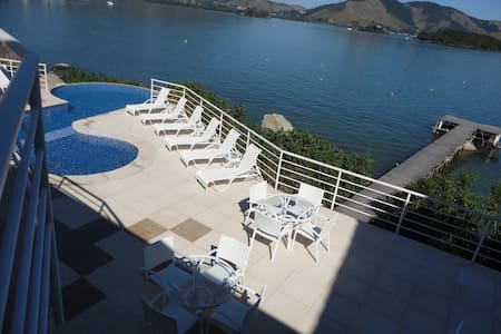 Apartment in Angra dos Reis,Reveillon!! - Angra dos Reis - Appartamento