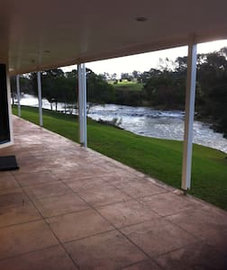 Waitangi River Lodge  - House