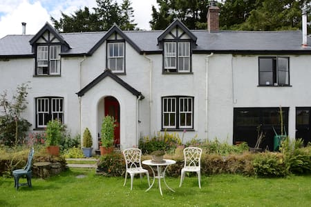 Double bed,Rural Peaceful Farmhouse - Forge - Bed & Breakfast