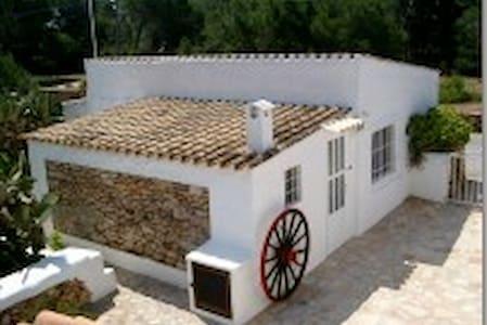 Formentera-Can Vital I- Sant Ferran - Haus