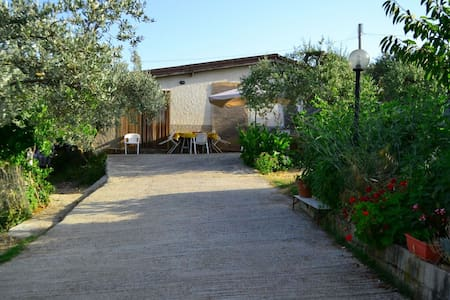 A Cosy house in the countryside  - San Giovanni Gemini - House