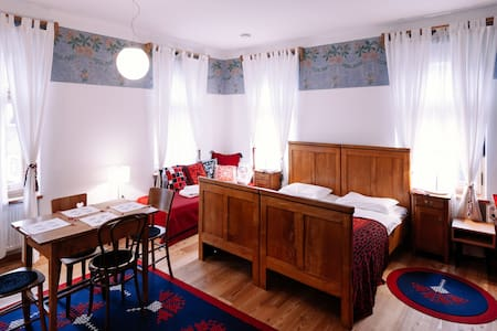 Familiy room for natural getaway - Kranjska Gora - Bed & Breakfast