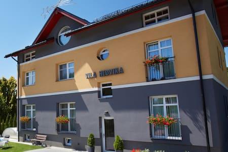 Apartmány Vila Hedvika - Villa