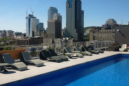 Luxury condo Downtown / Old Mtl