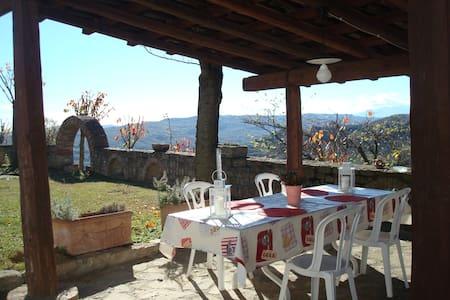 """Typical farmhouse """"Cascina Bricco"""" - arguello - House"""