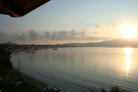 Seafront apartment in Laganas - Zakinthos