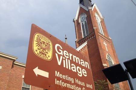 Heart of German Village