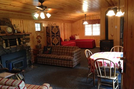 Rustic Cabin near Hill City - Hill City - Cabane