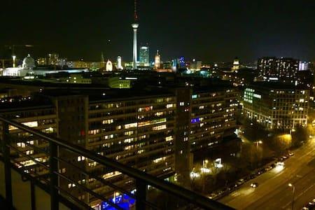 Amazing: 19th floor Central Berlin