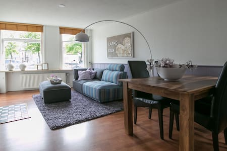 Huis 'Carpe Diem' midden in Kampen - Ház