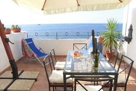 Villa Tramontana Sorrento Coast mar - Massa Lubrense